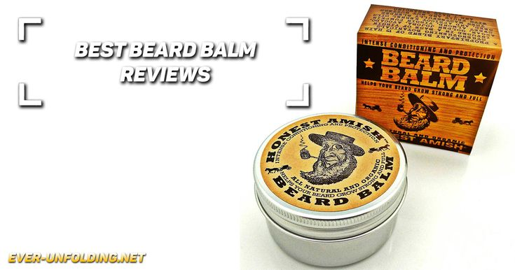 Whether you want to soften your beard, eliminate beardruff or simply stop the itching; we have found best beard balm in 2017 to conquer all these problems! ~ http://ever-unfolding.net/best-beard-balm-reviews/