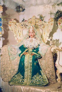 Morocco muslim wedding
