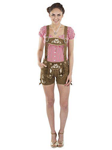 #Wiesn #Oktoberfest #Damen #Kolibri #Trachtenlederhose