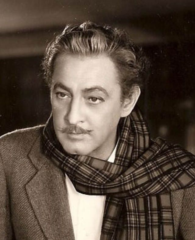 John Barrymore was reported brought to the HAC for one last drink by fellow actor Dick Powell !