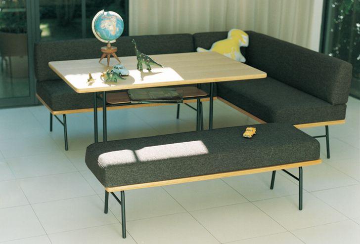 FUNEAT  dining table & sofa ≪unico≫