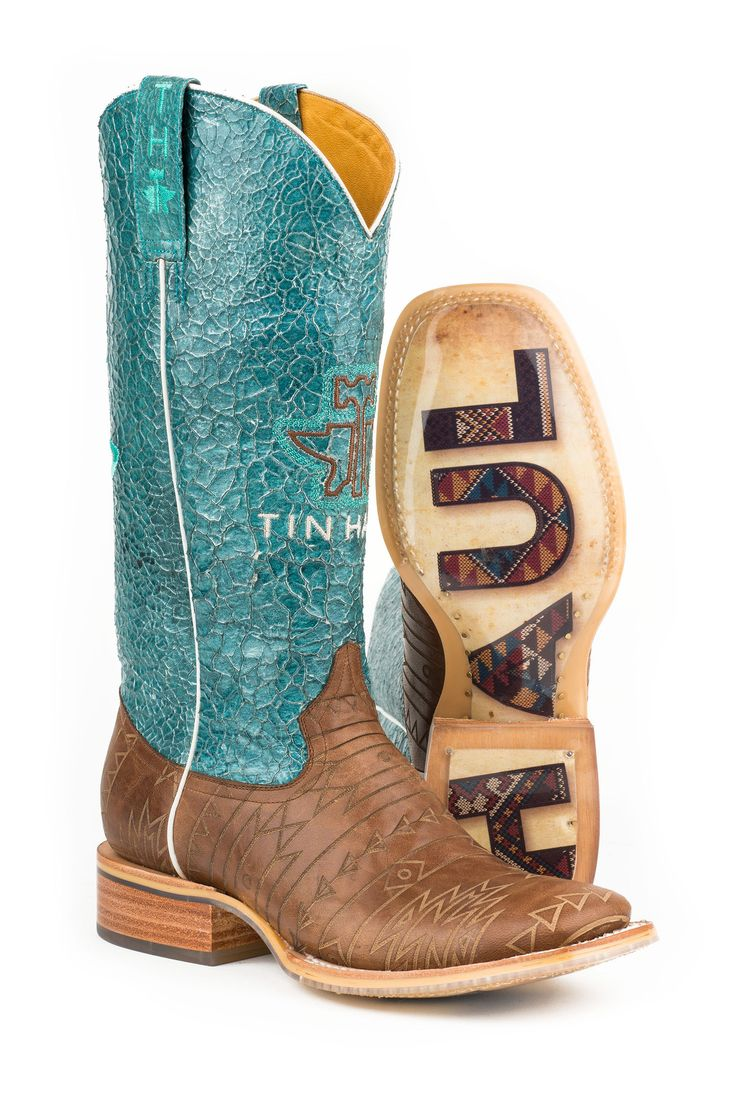 """Wear Your Metal Out - Native Tin Haul Sole - Handmade Boot - Double Welt - Walking Heel - Cushioned Insole - Square Toe - All Leather Heel - Leather Lining - 13"""" Shaft - Wide Sq. Toe W/ An Obvious Sol"""