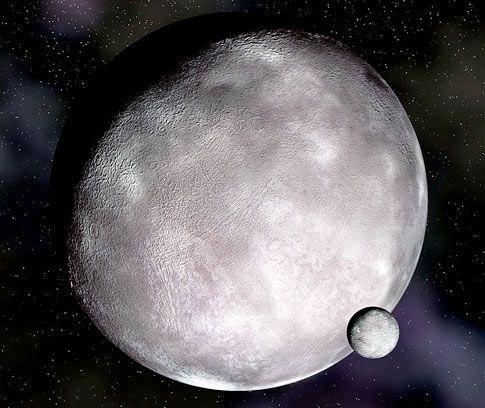 eris dwarf planet | Eris