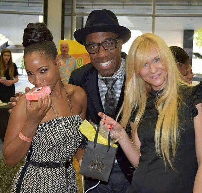 Celebrities choice. PRE OSCARS event. Shop at CHIC STORE for Unique Gifts. www.chicsoaps.com