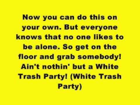 Eminem - White Trash Party (Remix) Lyrics | MetroLyrics