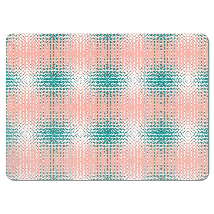 Uneekee Kaleidoscope Four Placemats