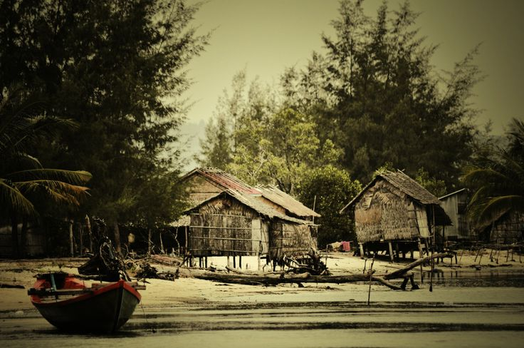 Cambodia - Ream Park