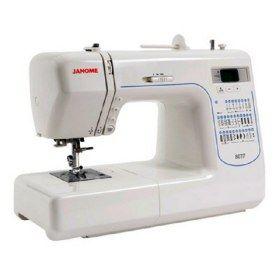 Macchina per cucire Janome 8077 - Macchina per cucire computerizzata a braccio libero.