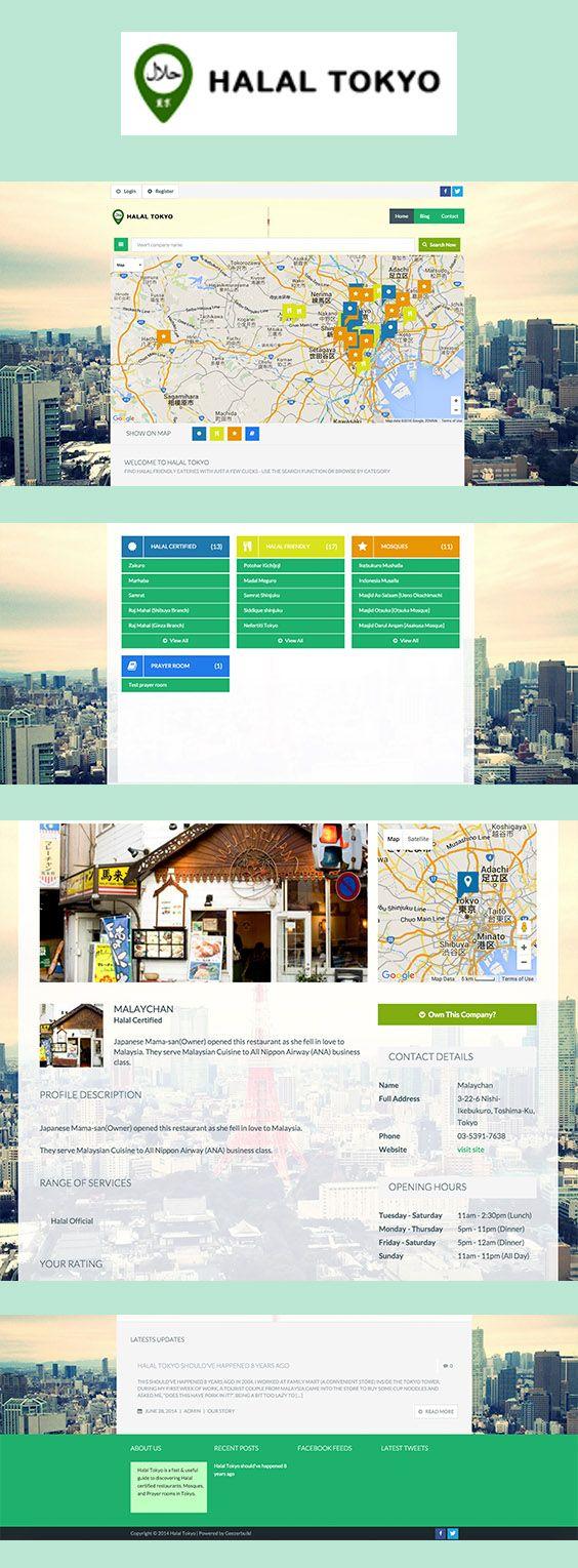Halal Tokyo - a listing website for only Halal friendly restaurants in Tokyo halaltokyo.com/