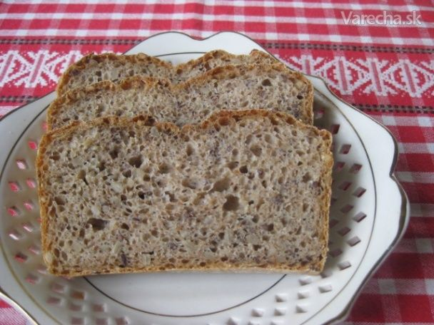 Chlebík celozrnný (fotorecept)