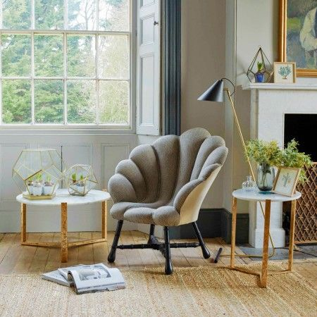 Ariel Shell Chair | Chairs | Graham and Green