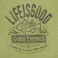 Good things come to those who bait. #LifeisGood #DowhatyouLike