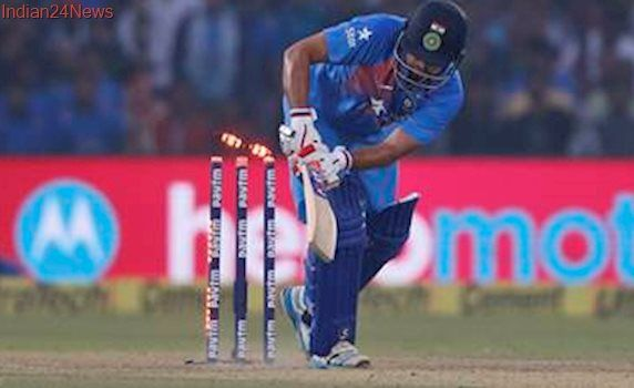 India vs England, 1st T20I: How Ben Stokes trapped Suresh Raina