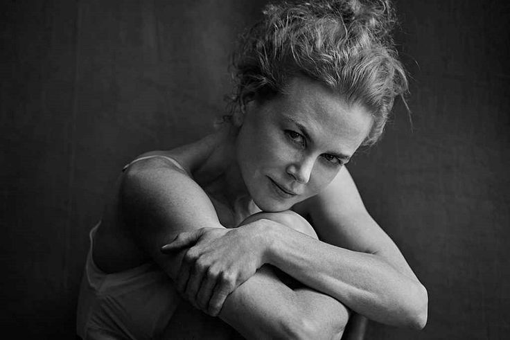 2017 Pirelli Calendar Preview - Nicole Kidman By Peter Lindbergh