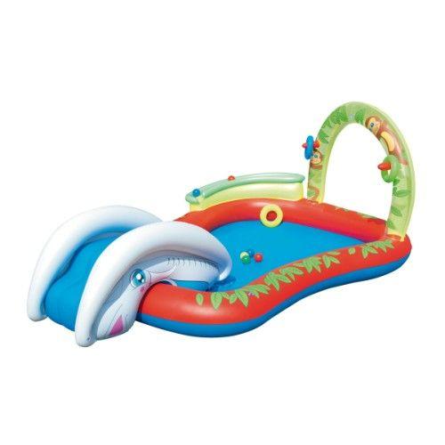 Les 25 meilleures id es concernant toboggans gonflables sur pinterest jouet - Ou acheter une piscine gonflable ...