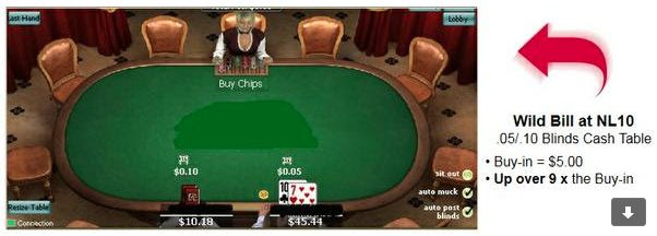hacked poker bot strategy