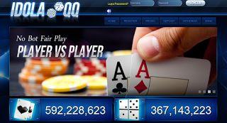 Portal menangkan permainan domino kiukiu online di idolaqq.com