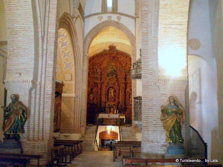 Iglesia de San Miguel, Olmedo
