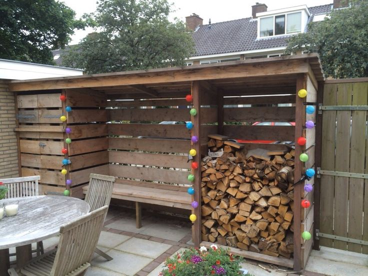 1000+ images about Vuilcontainer en haardhout on Pinterest | Firewood ...