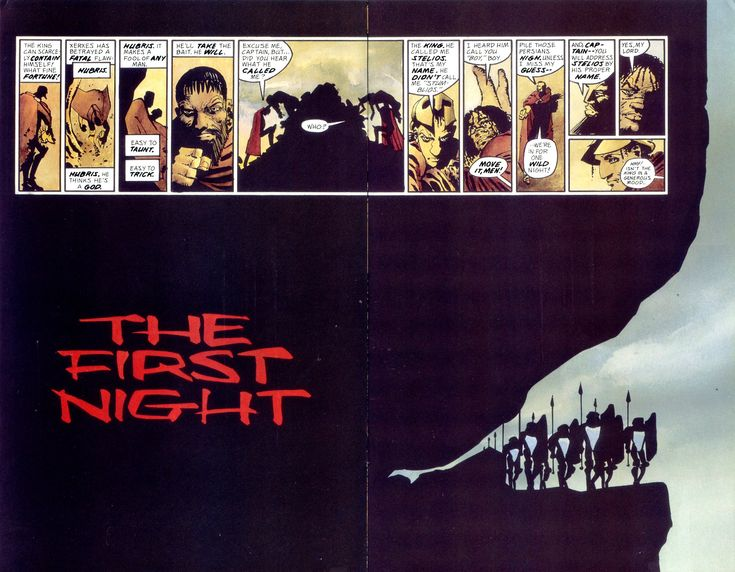 frank miller 300 | ... Post : First 300 trailer captures compared to Frank Miller's comic