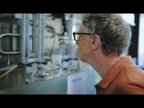 Shaneela Rowah Al-Qamar: Faeces for Perfume? Well, This Is Bill Gates' Hand...