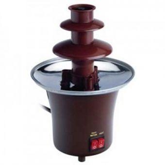 Mini Pileta de Chocolate Fondue -Fondue Mini Pileta de Chocolate -  Marron