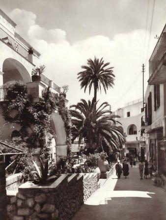 Via Vittorio Emanuele negli anni cinquanta