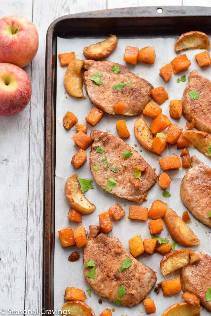 Chuletas de Cerdo Pan de Azúcar Marrón   – recipes