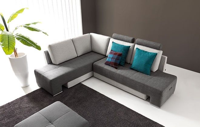 Bello e possibile. Un'idea estremamente nuova, versatile ed accattivante. Molto più di un semplice divano, Cleo unisce tutto in uno le comodità di un divano angolare, quelle di un divano con doppia penisola ma anche quelle di un letto che può essere matrimoniale oppure a doppio letto singolo. Scegli il tuo colore preferito http://jode.it/design/cleo-divano-letto.html