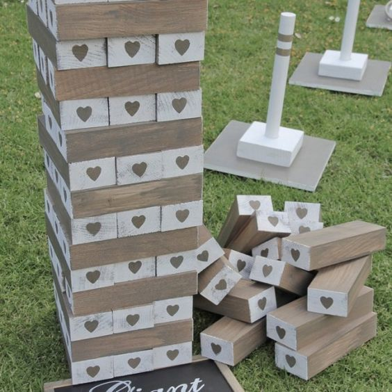 Summer weddings cry out for garden games, any wedding style can add a few games to keep guests entertained while photos are taken. They are always a big hit with all ages and are even more fun late…