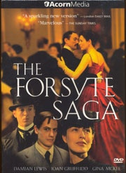The Forsythe Saga. I discovered it in high school, a favorite since