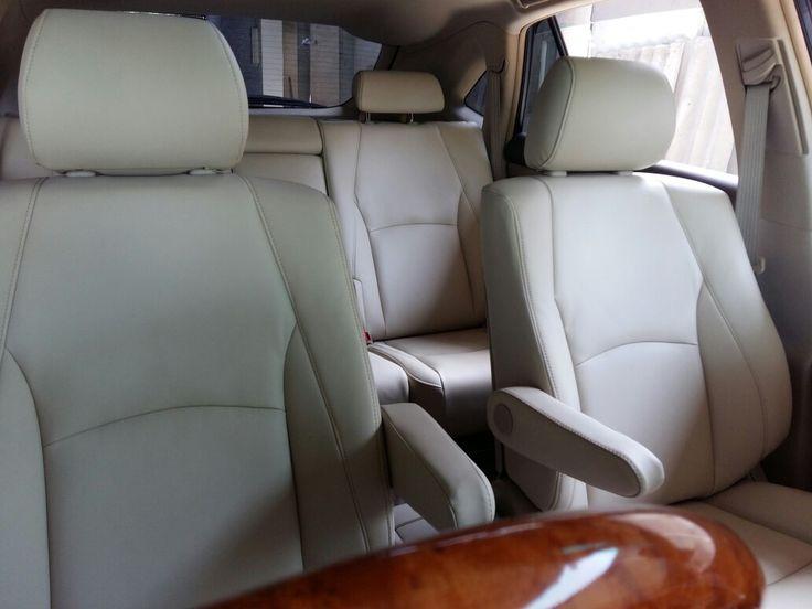 Перешитый салон Харера   Чехлы для автомобилей ...
