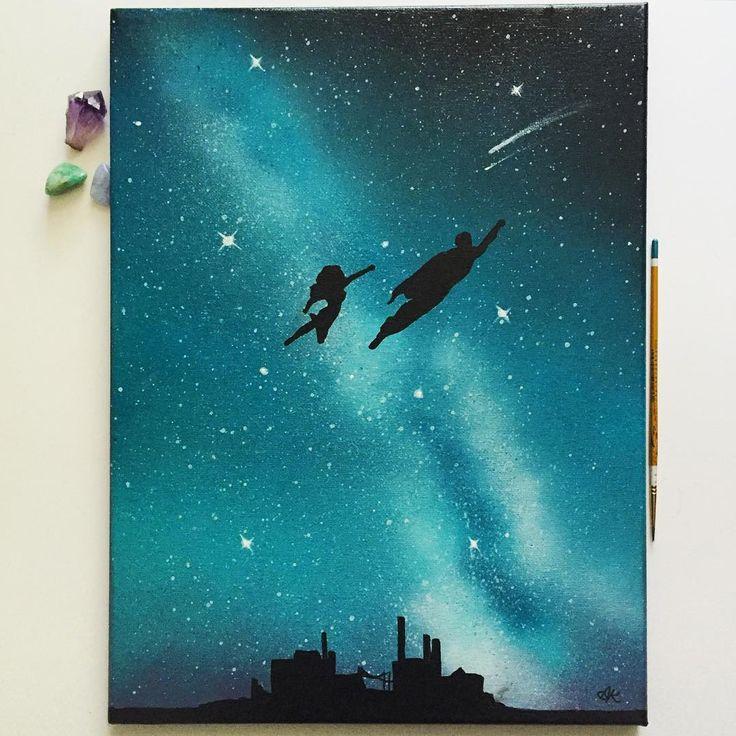 Sanatlı Bi Blog Galaksi ve Gökyüzünün Sonsuzluğunu Musmutlu Bir Hikaye ile Tamamlayan Sanatçı 24