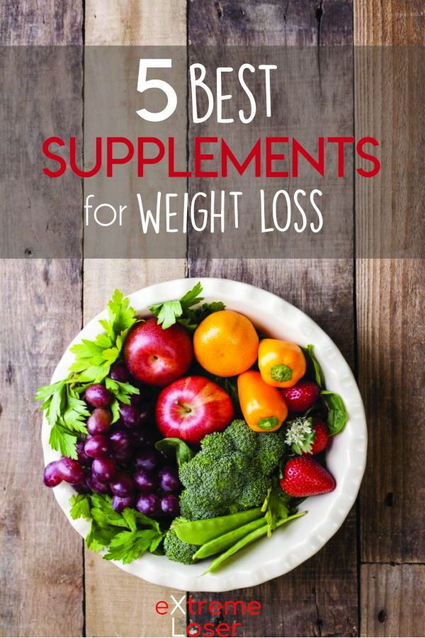 5 Best Supplements For Weight Loss And Muscle Gain Macros