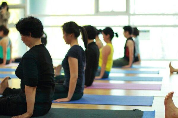 Truthyoga academy Ashtanga Yoga Workshop - 2014.11.24