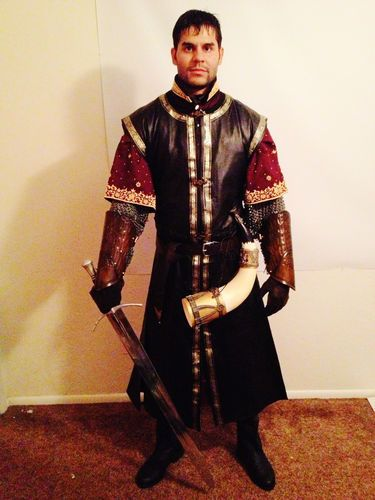 custom made boromir lord of the rings costume ONE OF A ...
