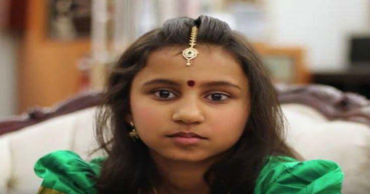 Το εννέα-ετών κορίτσι από την Ινδία με τις υπερφυσικές ικανότητες [Βίντεο]
