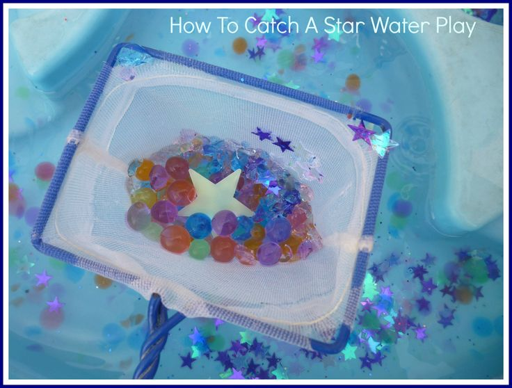 How To Catch A Star: Ten For Ten Part Seven Water Play