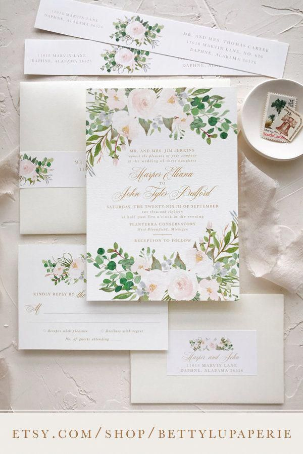 Top Tips For Sending Wedding Invitations Floral Wedding