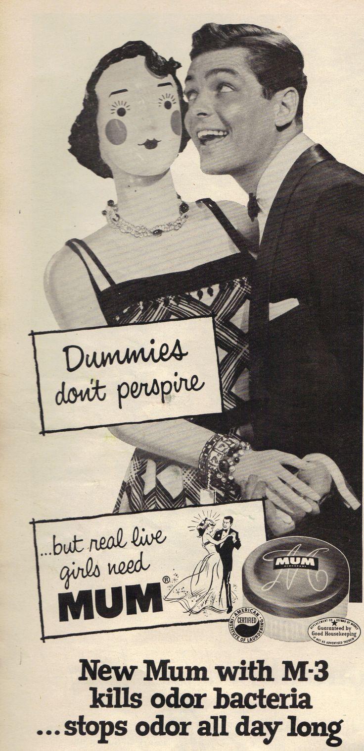 Vintage porn mag adverts