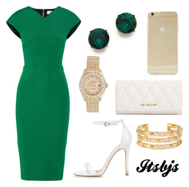 """""""Green/gold/gorgeous"""" by itsbjs on Polyvore"""