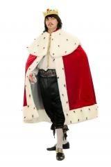 Купить костюм король взрослый