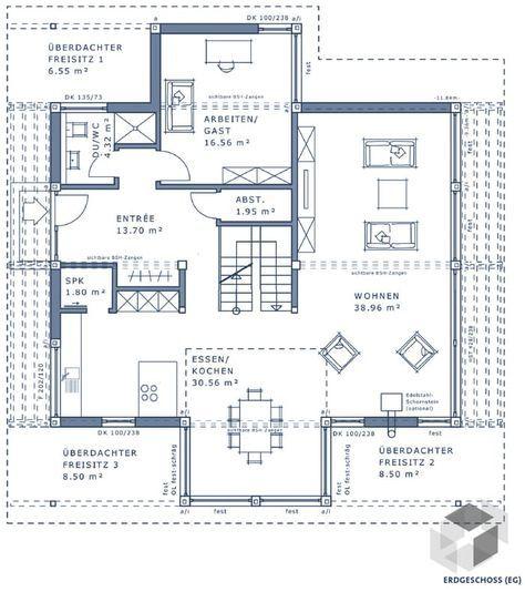 Dieses und viele Häuser mehr gibt es auf Fertighaus.de – Ihr Hausbau aus einer Hand: Schnell, preiswert und von geprüften Anbietern. – Evelina SChneider