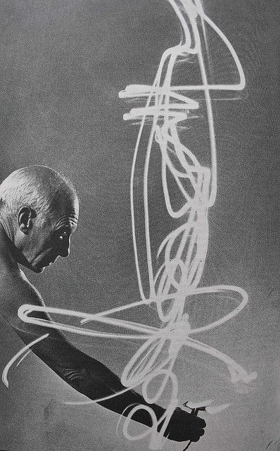 Best Long Exposure Images On Pinterest Long Exposure - Picassos vintage light drawings pleasure behold