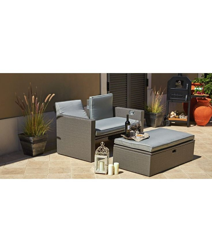 Buy Rattan Effect Recliner Sofa at Argos.co.uk - Your Online Shop for · Garden ChairsRattan ...  sc 1 st  Pinterest & Best 25+ Rattan effect garden furniture ideas on Pinterest ... islam-shia.org