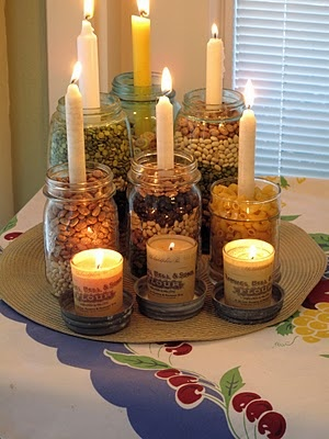 From the pantry...Beans Candles, Candles Decor, Candles Inspiration, Candles Link