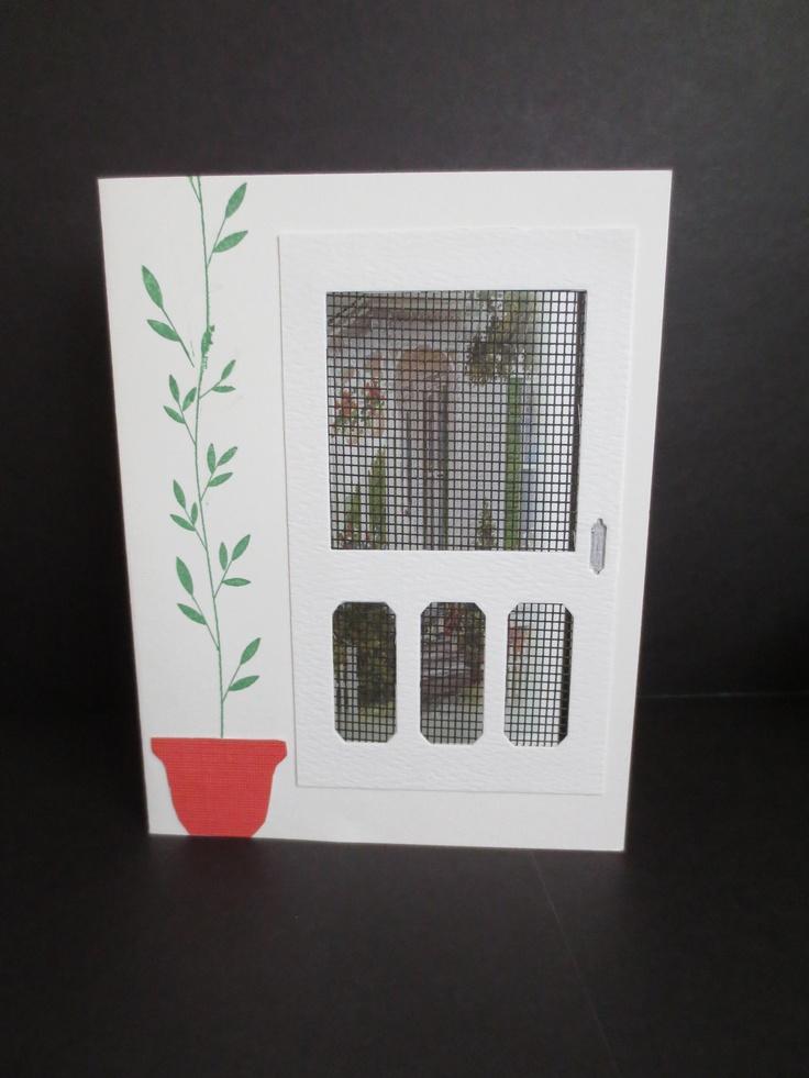94 best Door Cards images on Pinterest   Christmas cards, Handmade ...