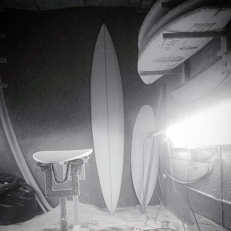 "10'4"" 21 × 3 3/4 by Havenga Surfboards"