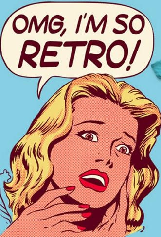 Are you retro too? #retro #popart ♡☆ ♡ VALENTINES OFFER: https://goachi.leadpages.co/valentinesday/