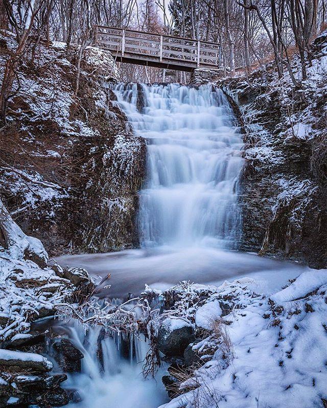 A quick photo I took today on my way home from work. :) . . Fridhem vattenfall. . . #waterfall #waterfalls #vattenfall #fridhem #gotlandsbilder #gotlandrunt #gotlandstips #gotland #gotland #longexpoelite #longexposure #longexpo #longexposhots #longexposurephotography #longexpohunter #landscape #landscapephotography #landscaping #winterwonderland #spring #travel #travelphotography #travelgram #traveltips #travelersnotebook #bridge by k_photo_n_design. fridhem #landscaping #longexposhots…